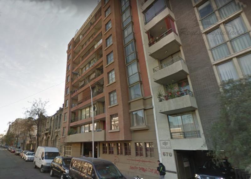 Hermoso departamento 1D+1B+E+Bodega, Metro Toesca
