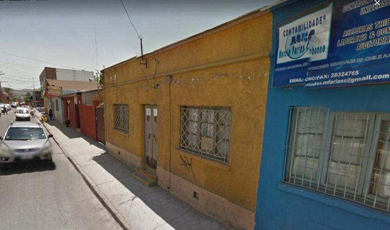Terreno a pasos Plaza De Armas de Melipilla