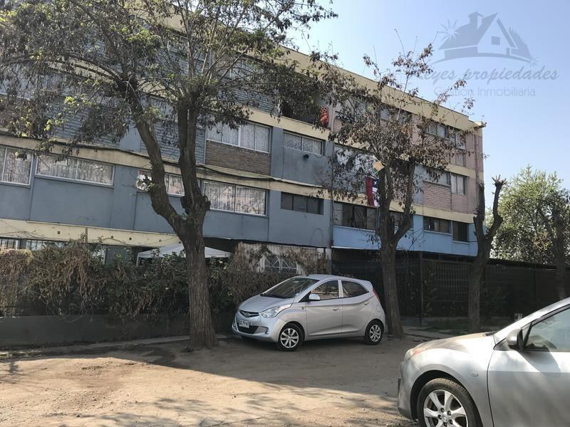 Departamento 3 dormitorios, comuna de Conchalí