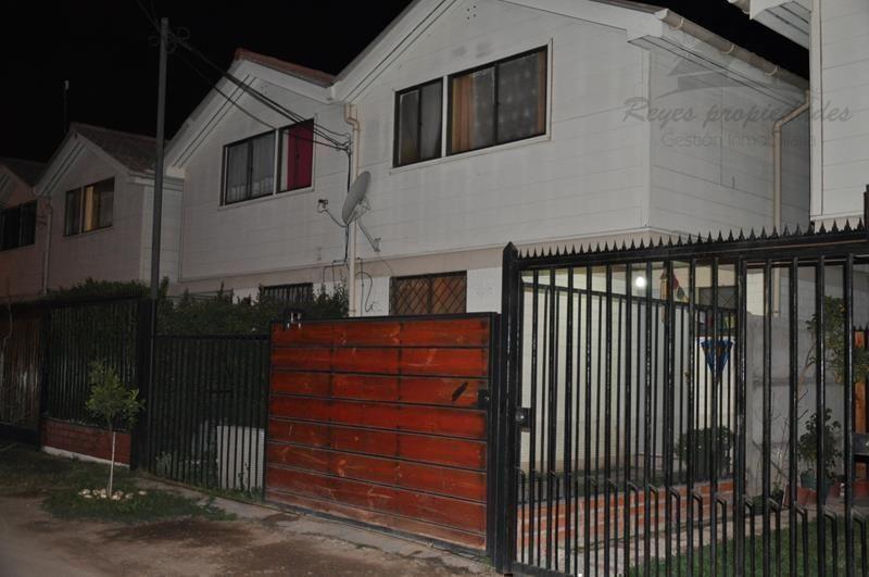 Hermosa casa solida de 2 pisos El Bosque / Vecinal, Maipú