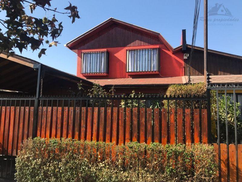 Hermosa casa, Villa Los Aromos, Puente Alto