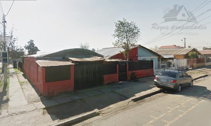 Amplia propiedad Villa Lo Valledor, Pedro Aguirre Cerda