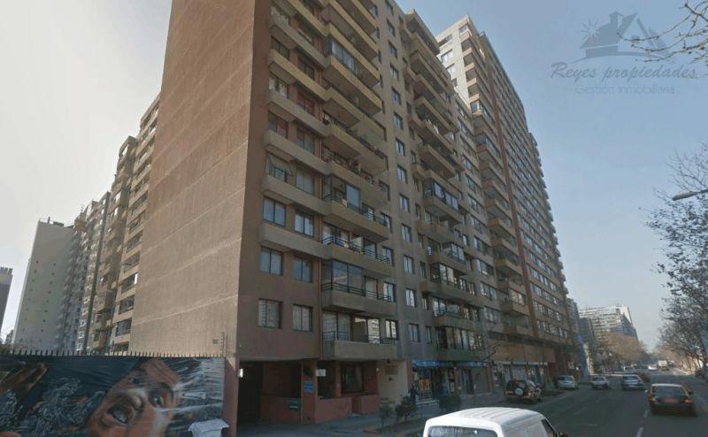 Hermoso Departamento, Santa Isabel 361, Santiago