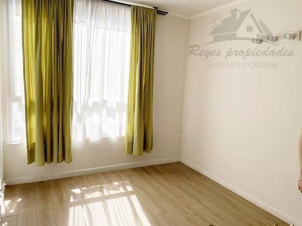 Hermoso departamento 1 dorm+bodega, metro Las Rejas