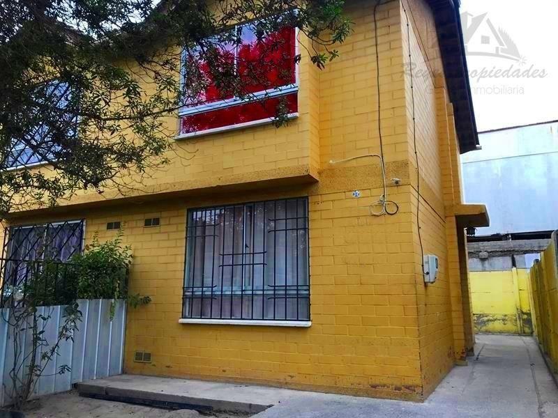 Estupenda casa 2 pisos, Villa El Abrazo, Maipú