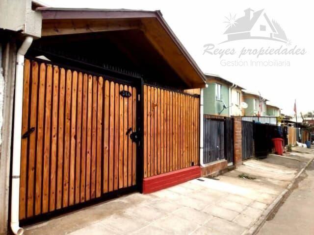 Hermosa casa Villa Miraflores, Alto Jahuel, Buin