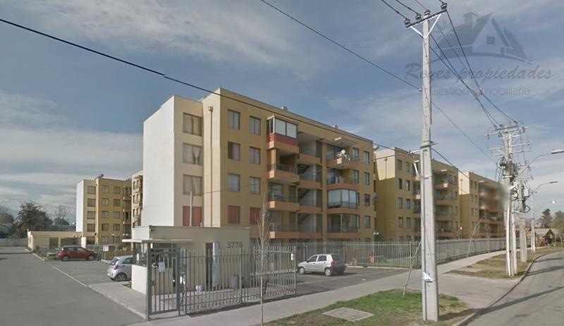 Departamento 3D+2B Edificio Altos de Vivaceta II