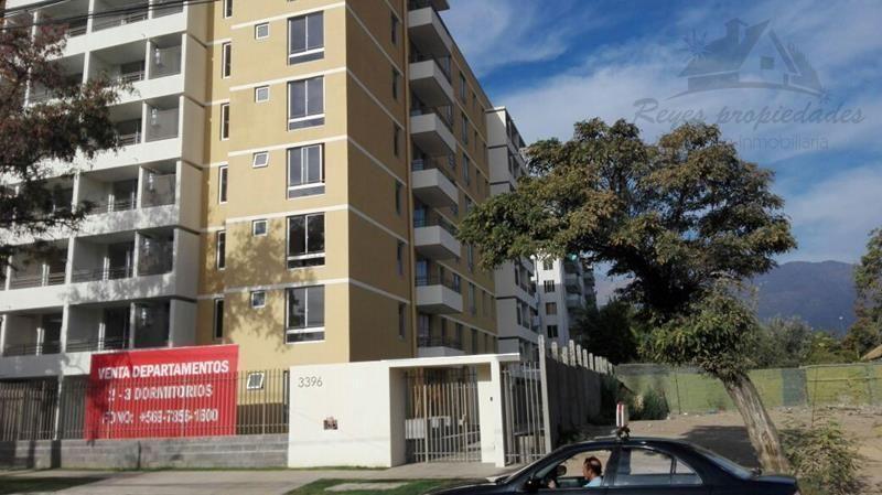 Hermoso departamento Nuevo 2D+2B+E+B, Metro Quilín