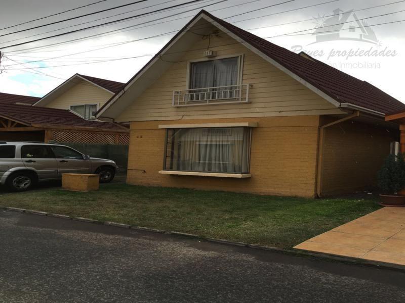 Preciosa Casa en Condominio Villa alegre, Cerrillos
